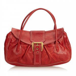 Celine Leather Handbag