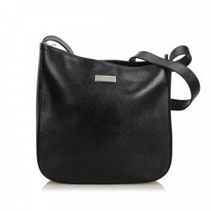 Celine Leather Shoulder Bag