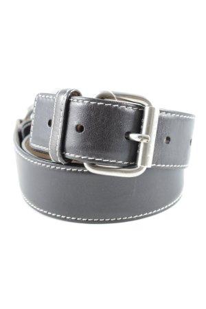 Celine Leather Belt black casual look