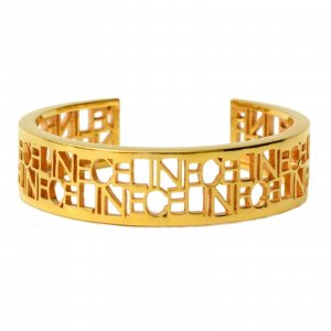 Céline Logo Bracelet