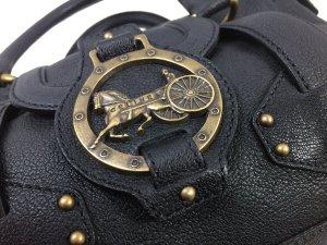 Céline Logo Tasche schwarz, wie neu!