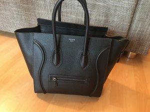 Céline Luggage Bag Black