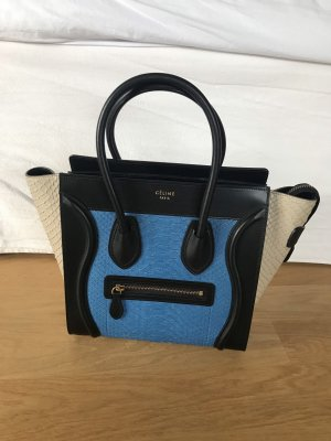 Céline Luggage Micro.