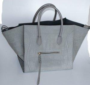 CÉLINE ● LUGGAGE PHANTOM ● Handtasche Kroko Leder ● DIE Luxus IT-Bag
