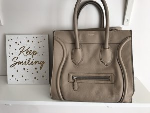 Celine Luggage Tasche in Sand-Beige