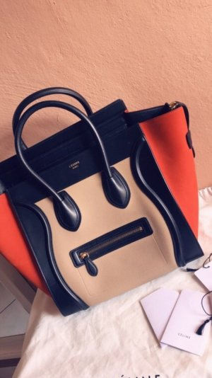 Céline Lugguage Micro Multi