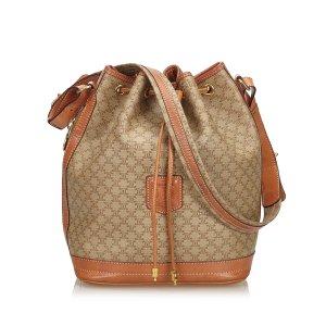Celine Macadam Bucket Bag