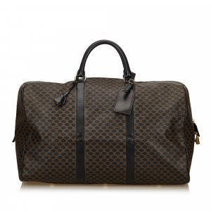 Celine Macadam Duffel Bag