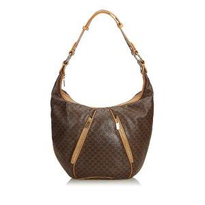 Celine Macadam Hobo Bag