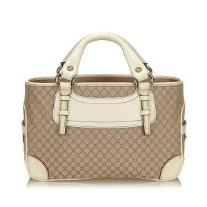 Celine Macadam Jacquard Boogie Bag