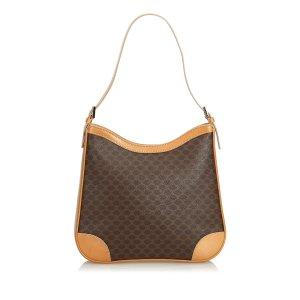 Celine Shoulder Bag brown