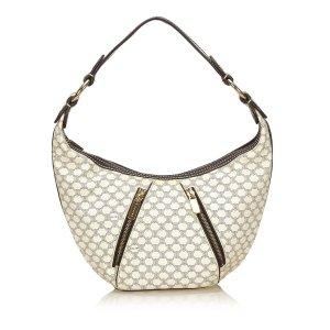 Celine Macadam PVC Shoulder Bag