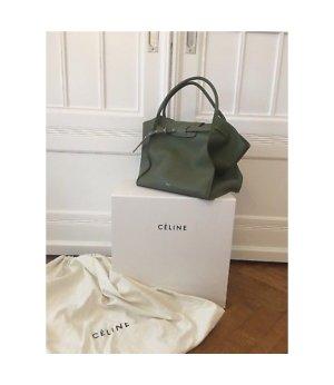 CÈLINE Medium Big Bag Olive/Grün
