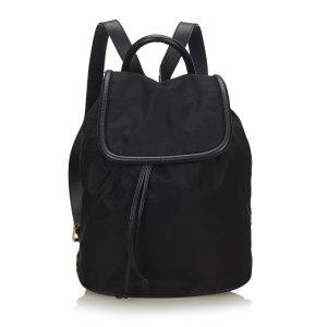 Celine Nylon Backpack