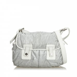 Celine Nylon Crossbody Bag