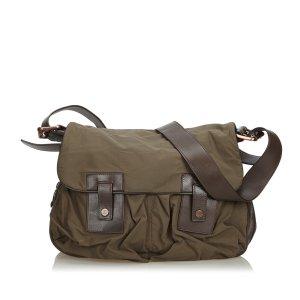 Celine Nylon Messenger Bag