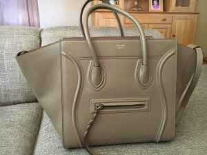 Celine Phantom Bag Etoupe