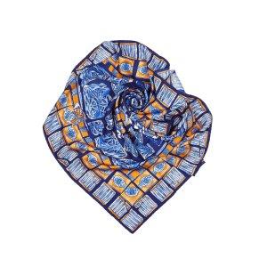 Celine Printed Silk Scarf