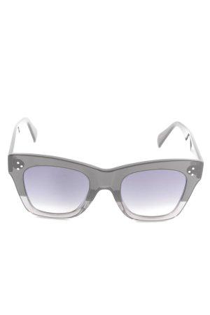 Celine Retro Brille Farbverlauf Elegant