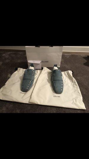 Celine Schuhe blau Neu 39