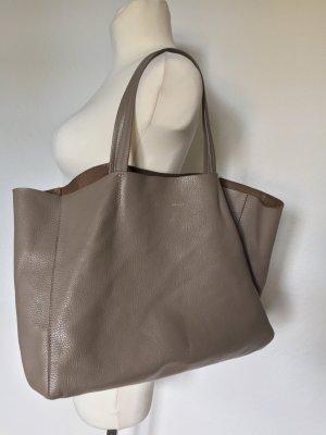 Celine Shopper gris brun