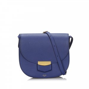 Celine Small Trotteur Crossbody bag