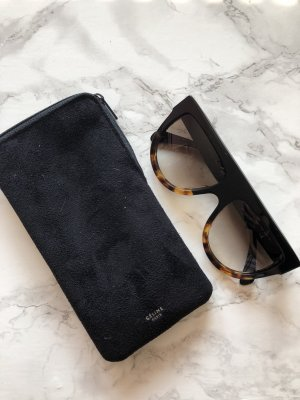 Celine Sunglasses black-black brown