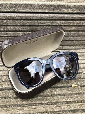 Celine Sunglasses dark blue-blue