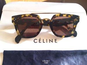 Celine Sonnenbrille Pretty New Green Tortoise Havana Neuwertig