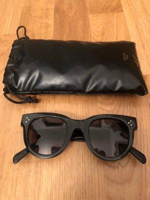 Celine Sonnenbrille/ Schwarz