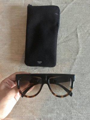 Celine Sonnenbrille schwarz/braun