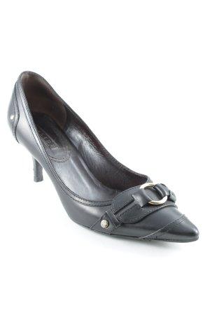 Celine Spitz-Pumps schwarz Elegant