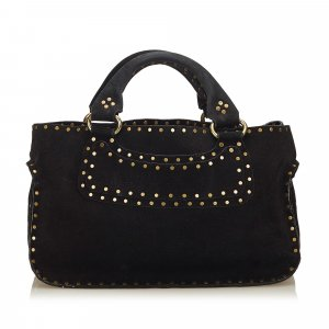 Celine Suede Boogie Bag