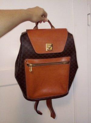 Celine Handbag cognac-coloured-black brown