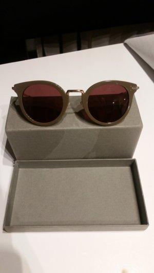 Celine Round Sunglasses multicolored