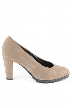 Cenedella High Heels nude business style