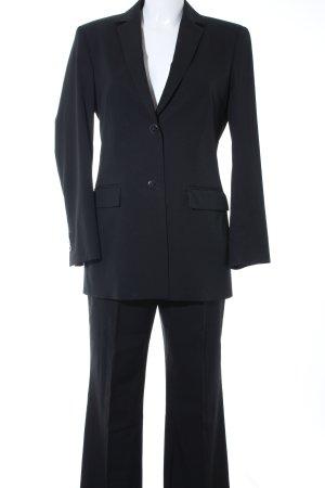 cerruti 1881 Traje de pantalón negro estilo «business»