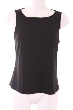 cerruti 1881 Short Sleeved Blouse black elegant