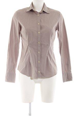 cerruti 1881 Long Sleeve Shirt natural white business style