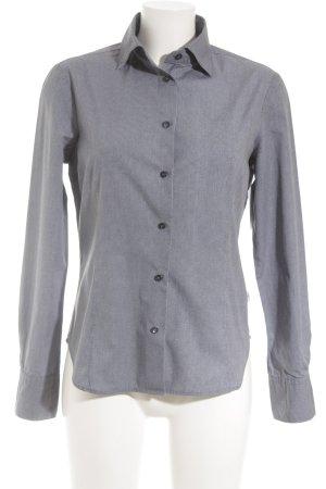 cerruti 1881 Camisa de manga larga estampado a lunares estilo «business»