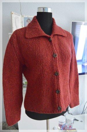 Cerruti 1881 schnurwolle/kaschmir pullover gr.38 italy