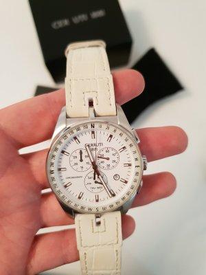 Cerruti 1881 Uhr Weiß/Silber