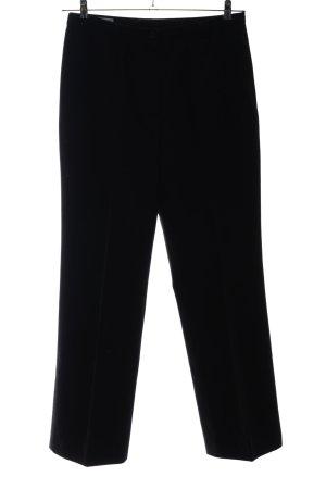 cerruti 1881 Woolen Trousers black casual look