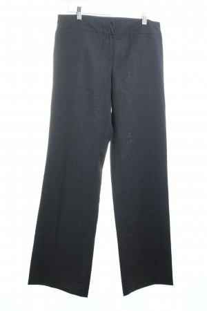 Cerruti Bundfaltenhose dunkelgrau Business-Look