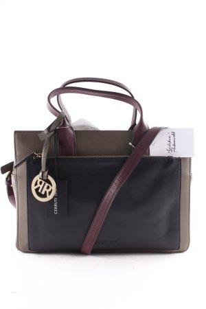 Cerruti Carry Bag multicolored elegant