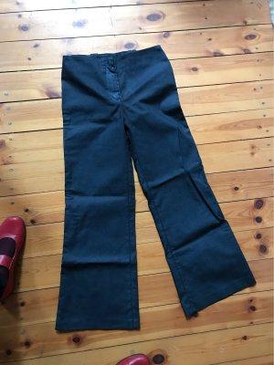 Cerruti Boot Cut Jeans dark blue-slate-gray