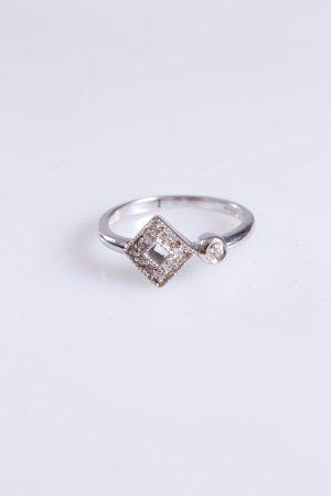 Cerruti Ring Schmuckstein Quadrat 54