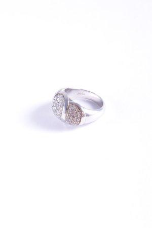 Cerruti Silberring silberfarben Glanz-Optik