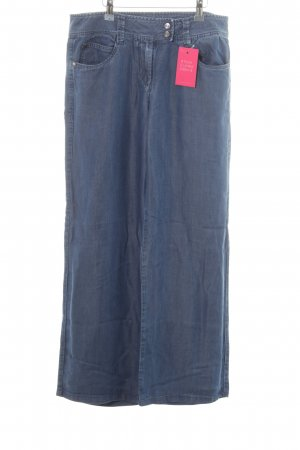 Cerruti Straight-Leg Jeans blau Casual-Look