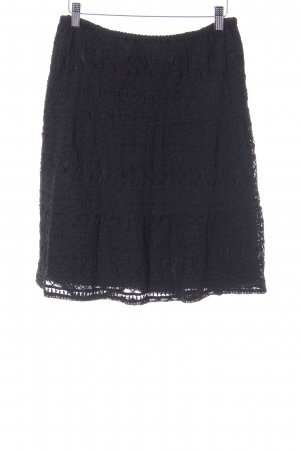 cf selection High Waist Rock schwarz Casual-Look